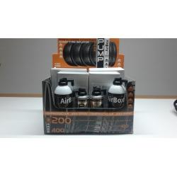 Pack2 Airbox (contenente 2 airbox G200+2 airbox G400+2 aria spray 200 ml+2 aria spray 400 ml)