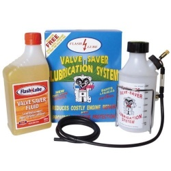 Valve Saver Kit + 500 ml Flash Lube