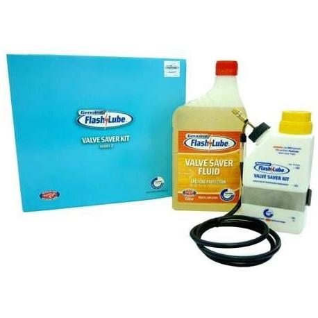 Confezione n.10 kit flash lube 2° serie