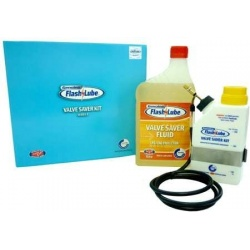 Flash Lube - Kit per protezione valvole serie 2, include 1 L di Flash Lube Valve Saver